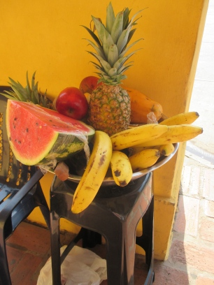 Fruitigste fruit in Cartagena