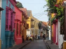 Colourful Cartagena