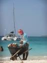 Coco loco time - Playa Blanca/Isla de Baru
