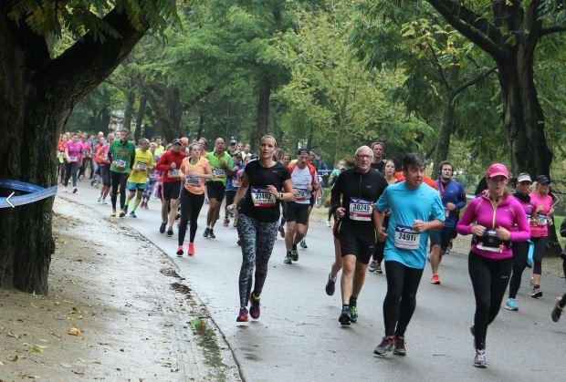 Halve marathon 20km
