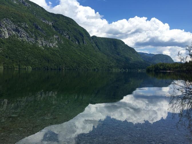 Kamperen en creperen in Slovenië