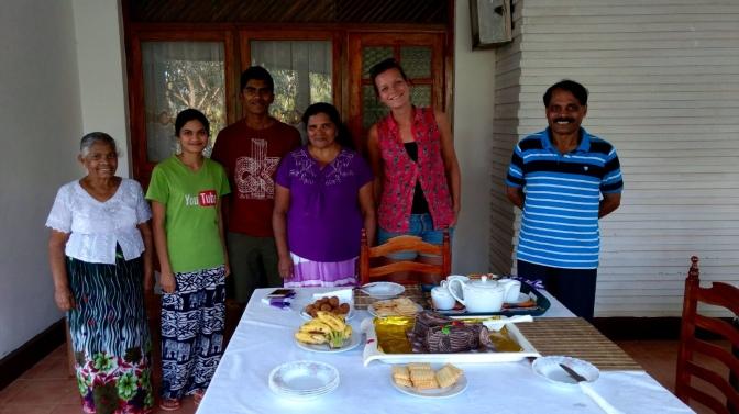 Kerst in Sri Lanka