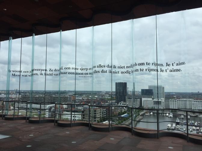 Vaker doen: weekend in Antwerpen